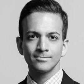 Dr. Vin Gupta Headshot
