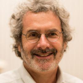 Neil Gershenfeld Headshot