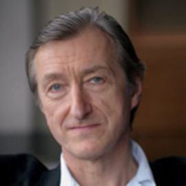 Julian Barnes Headshot