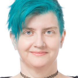 Cathy O'Neil Headshot