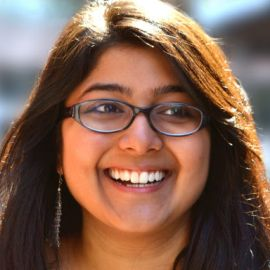 Kanya Balakrishna Headshot