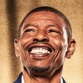 Muggsy Bogues Headshot