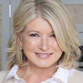 Martha Stewart Headshot