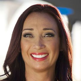 Amy Van Dyken-Rouen Headshot