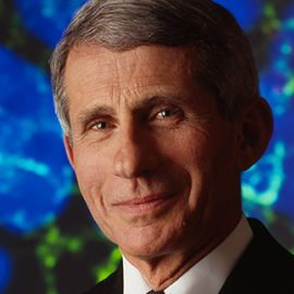 Dr. Anthony Fauci Headshot